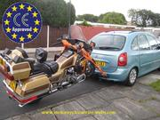 MOTORCYCLE TRAILER BIKE CARRIER NEW IN EUROPE