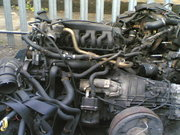 ford transit 2.4 engine and gearbox tddi 2004