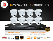 1080p & 4K CCTV installation London,  Outdoor CCTV Camera Installation